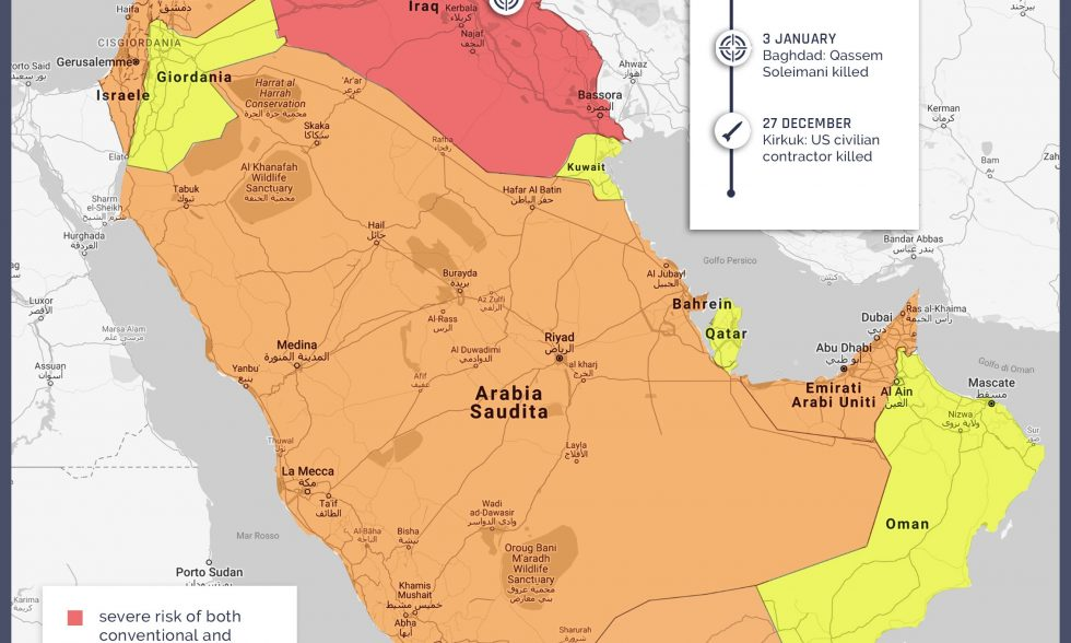 Cartina Yemen.Iran Archivi Ifi Advisory